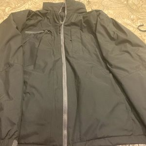 Men's Used Heavy Izod jacket